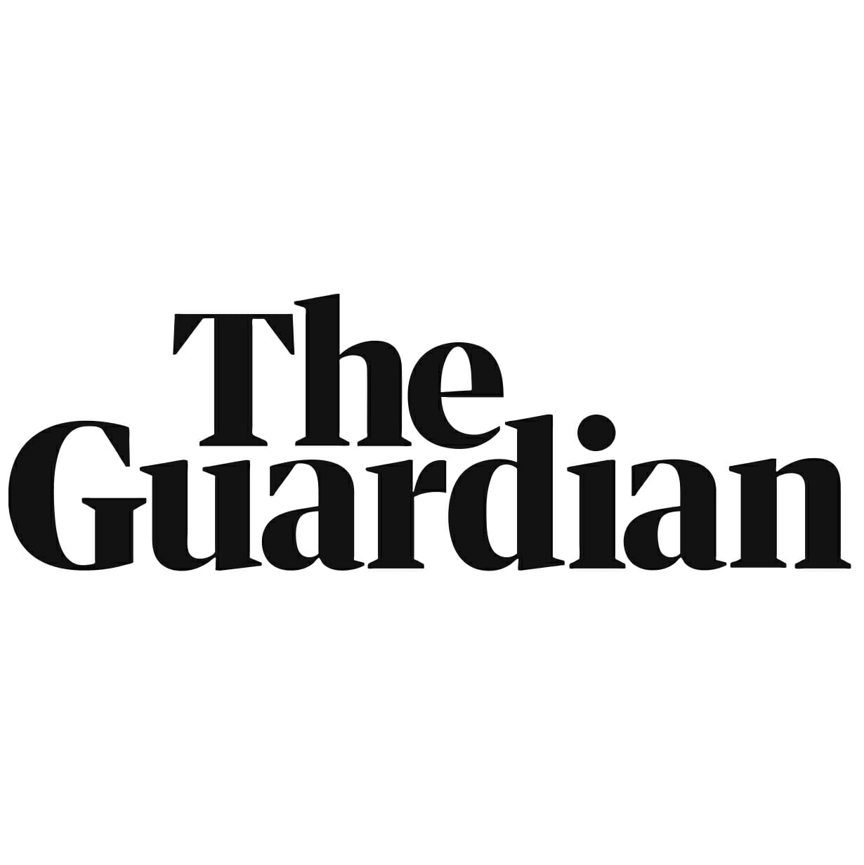 The gurdian logo
